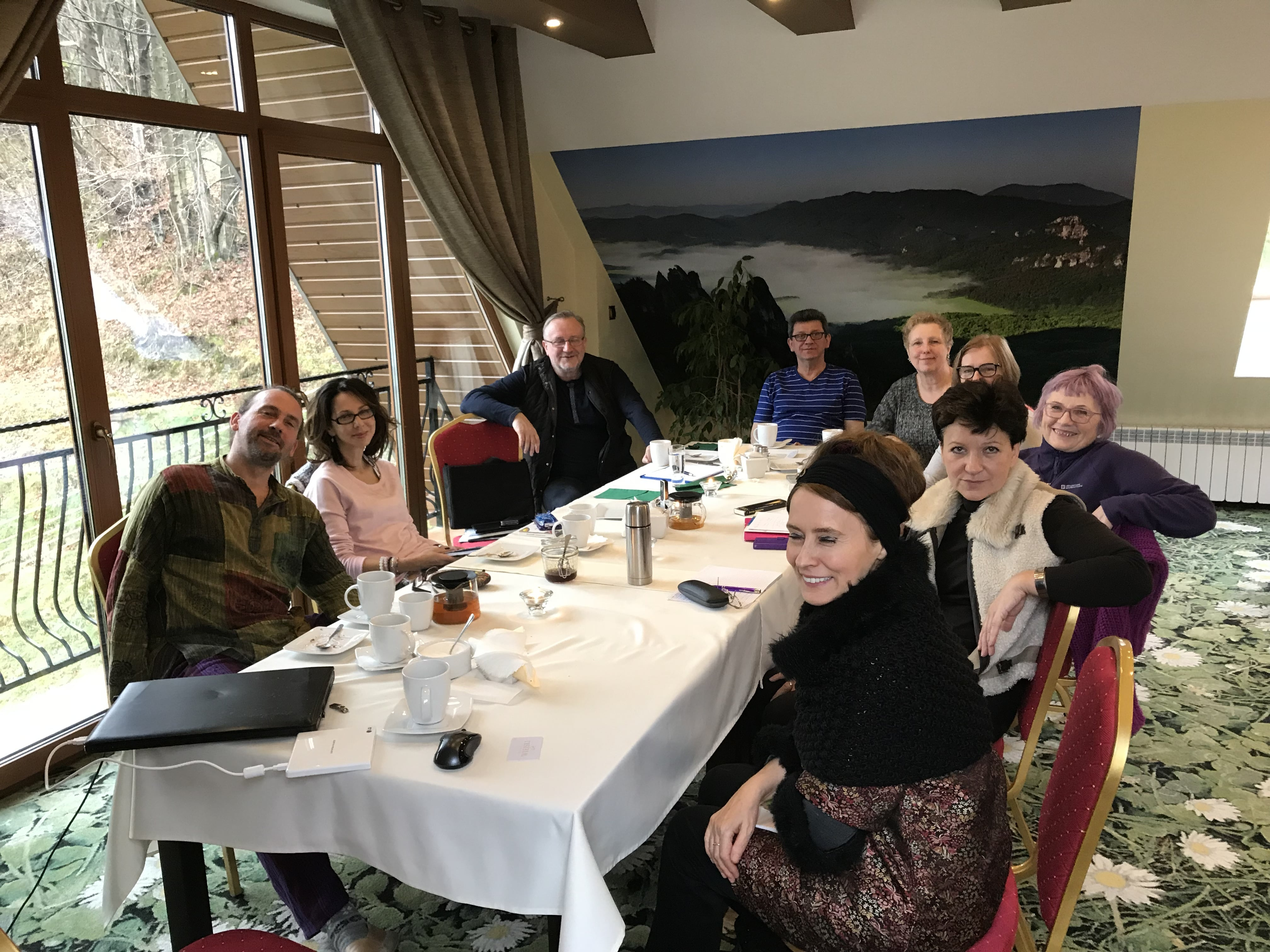 Raport ze spotkania roboczego THTiBnH  Zawoja_17-19.11.2017