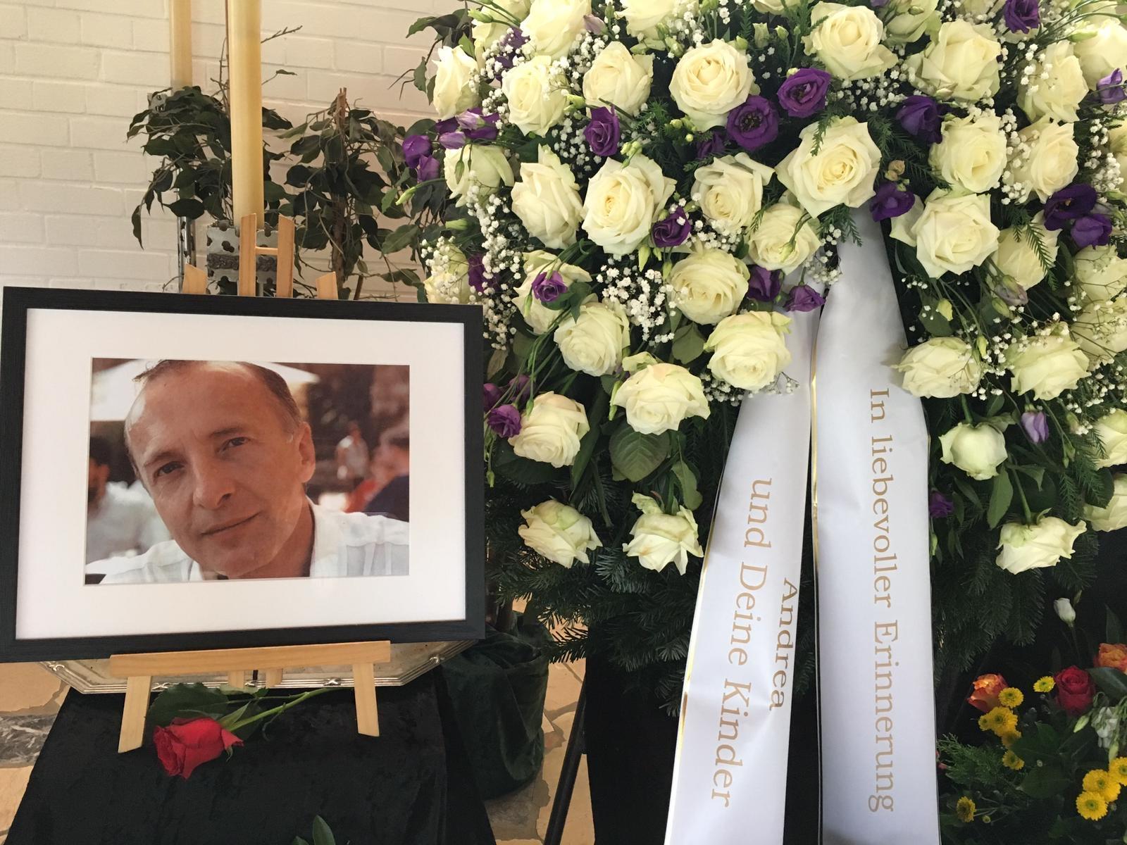 Relacja z pogrzebu Wernera J. Meinholda